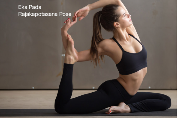 "10 ""Yoga poses to lose weight"", burn fat"