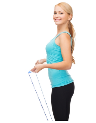 "10 ""Benefits of Jumping Rope"", losing weight"