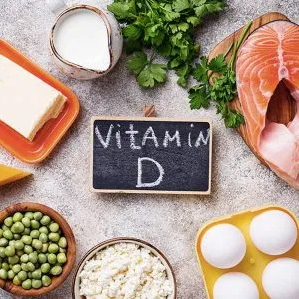 """Covid-19, Vitamin D reduce the risk"