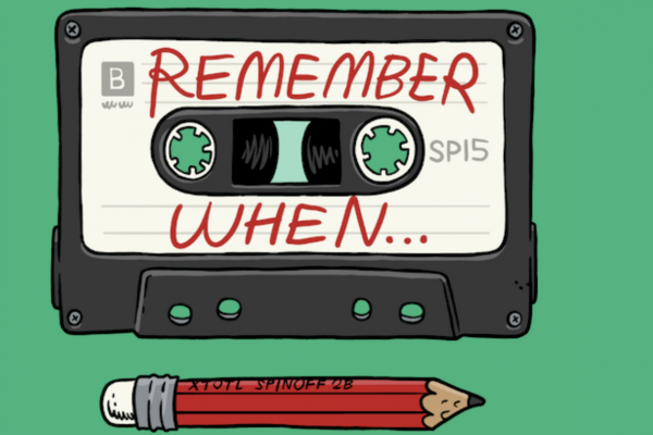 Introducing our new podcast series Remember When…