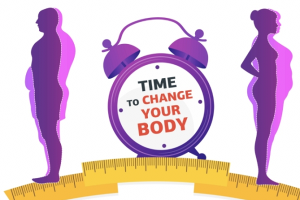 Sustainable weight loss, strong body with probiotics!